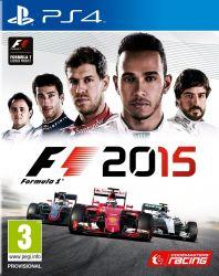 Formula 1 2015 - F1 - PS4
