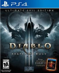 Diablo III: Reaper of Souls - Seminovo - PS4