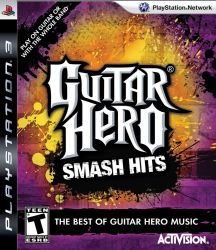 Guitar Hero Smash Hits - PS3