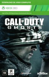Call of Duty: Ghosts - Jogo Completo para Download DLC - Xbox 360