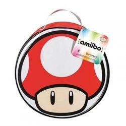 Bolsa Mushroom Storage Case Amiibo - Wii U