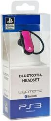 Headset Bluetooth 2.0 4Gamers Pink Rosa - PS3