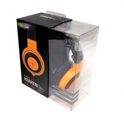 Headset Razer Kraken Neon Orange - PC