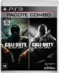 Call of Duty: Black Ops I & II Combo - PS3