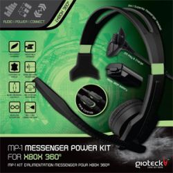 Messenger Power Kit MP-1 Gioteck - Xbox 360