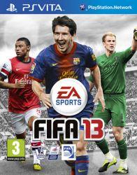 FIFA Soccer 13 - Seminovo - PSVITA