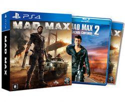Mad Max + Filme Mad Max 2 - PS4