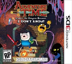 Adventure Time: Explore the Dungeon Because I Don