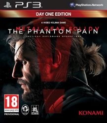 Metal Gear Solid V: The Phantom Pain - Day One Edition - PS3