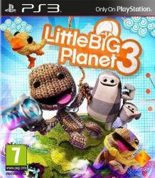 Little Big Planet 3 - Seminovo - PS3