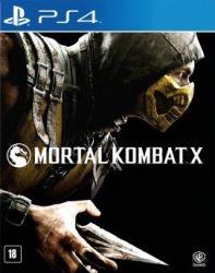 Mortal Kombat X - Seminovo - PS4