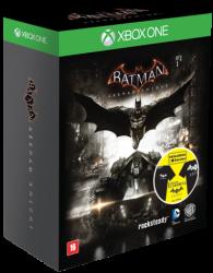 Batman Arkham Knight Edição Exclusiva c/ Camiseta - Xbox One
