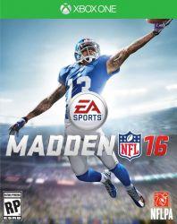 Madden NFL 16 - Xbx One