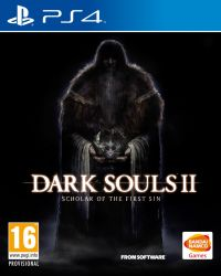 Dark Souls II: Scholar of the First Sin - Seminovo - PS4