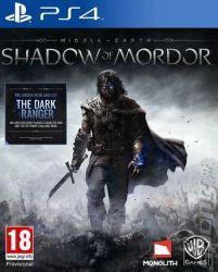 Middle-Earth: Shadow of Mordor - Em Inglês - Seminovo - PS4