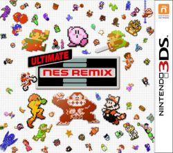 Nes Remix Ultimate - Seminovo - Nintendo 3DS