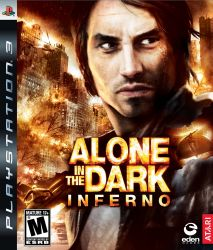 Alone in the Dark: Inferno - Seminovo - PS3