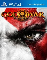 God of War 3: Remastered - Seminovo - PS4
