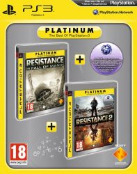 Resistance Dual Pack - PS3