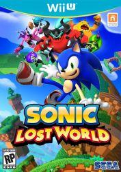 Sonic: Lost World - Seminovo - Wii U