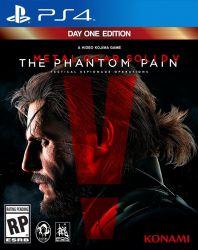 Metal Gear Solid V: The Phantom Pain - Seminovo - PS4