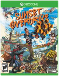 Sunset Overdrive - Seminovo - Xbox One
