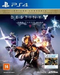 Destiny: The Taken King - Edição Lendária - PS4