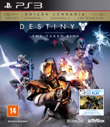 Destiny: The Taken King - Edição Lendária - PS3