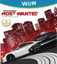 Need for Speed: Most Wanted - Seminovo - Wii U