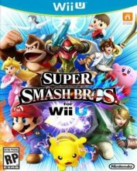 Super Smash Bros. - Seminovo - Wii U