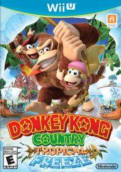 Donkey Kong Country: Tropical Freeze - Seminovo - Wii U