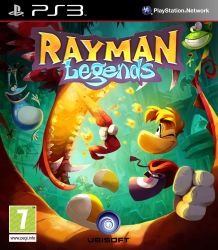 Rayman Legends - Seminovo - PS3