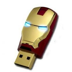 Pen drive Iron Man - 4 GB