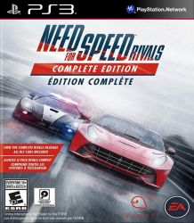 Need for Speed: Rivals - Complete Edition - PS3