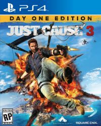 Just Cause 3 - Totalmente em Português - PS4