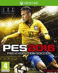 PES 16 - Pro Evolution Soccer 2016 - Seminovo - Xbox One