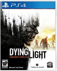 Dying Light - Seminovo - PS4