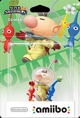 Amiibo: Olimar - Wii U / Nintendo 3DS