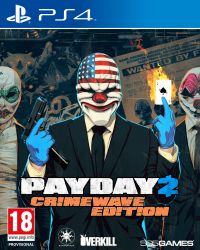 PayDay 2: Crimewave Edition - Seminovo - PS4