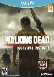 The Walking Dead: Survival Instinct - Seminovo - Wii U
