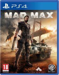 Mad Max - Seminovo - PS4
