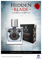 Perfume Hidden Blade Assassin