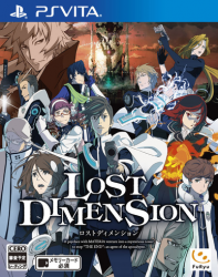 Lost Dimension - PSVITA