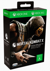 Controle Fight Pad Mortal Kombat X - Xbox 360/ Xbox One