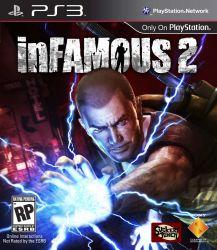 inFamous 2 - Seminovo - PS3