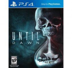 Until Dawn - Seminovo - PS4