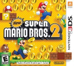 New Super Mario Bros 2 - Seminovo - Nintendo 3DS