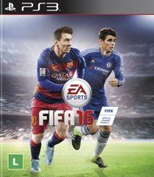 FIFA 16 - Totalmente em Português - Seminovo - PS3