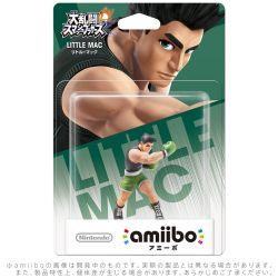 Amiibo: Little Mac - Wii U / Nintendo 3DS