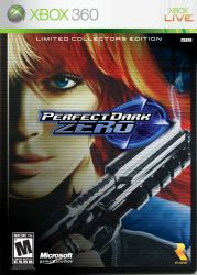 Perfect Dark Zero Limited Collector